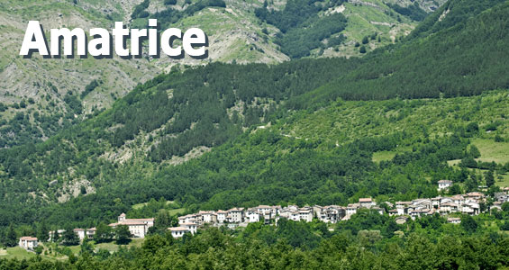 Italia kiertomatka Amatrice
