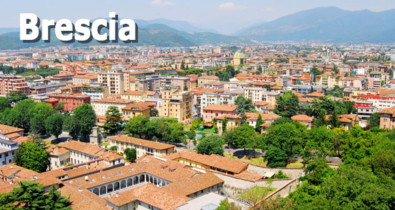 Veneto kiertomatka - Brescia