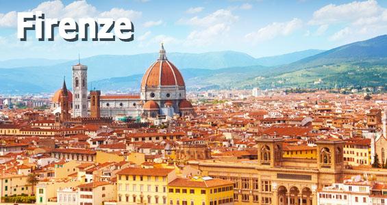 Italia kiertomatkat Firenze