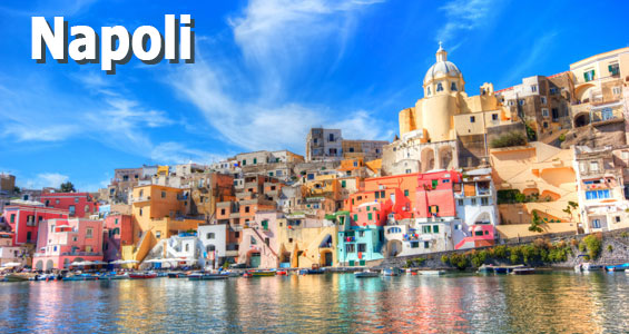 Kiertomatka Napoli