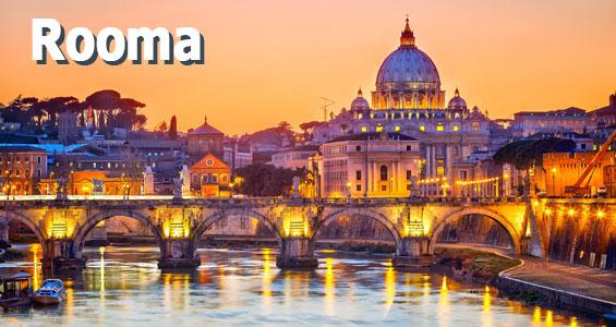 Italia kiertomatka Rooma