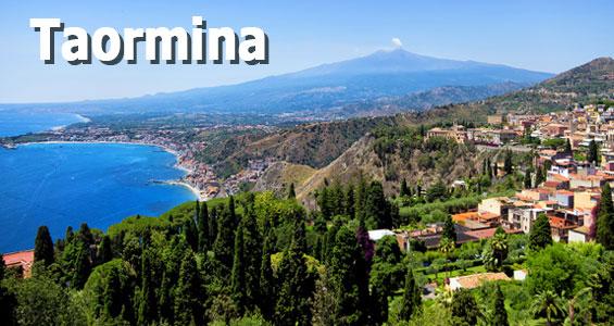 Kiertomatka Sisilia Taormina