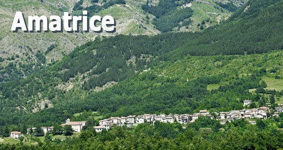 Road Trip Amatrice Italie