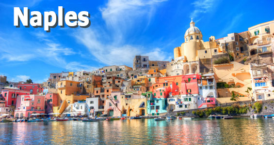 Road trip à Naples
