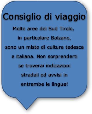 Road Trip Italia - Consigli di viaggio Bolzano