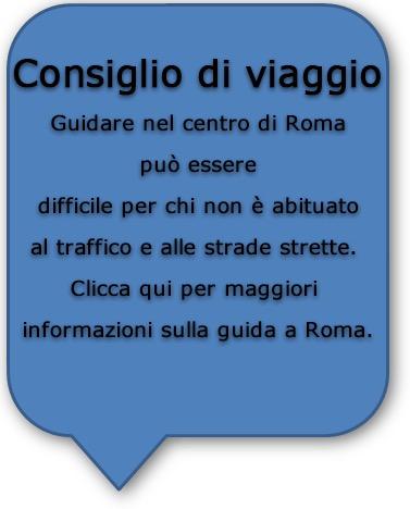 Road Trip Italia - Consigli guida a Roma