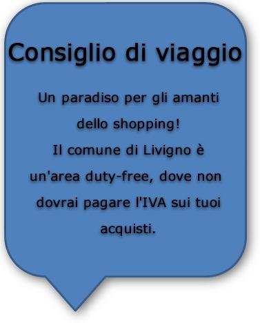 Road Trip Italia Livigno - Consiglio di viaggio