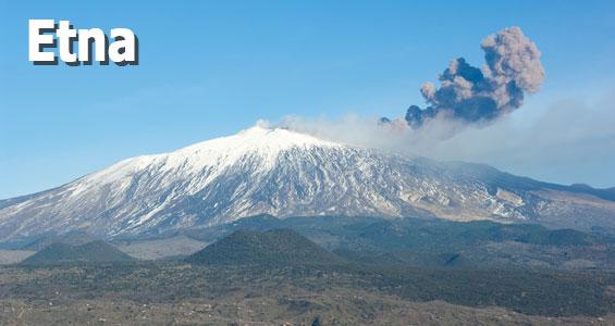 Wycieczka objazdowa - wulkan Etna