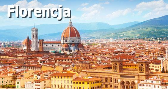 Florencja Włochy - wycieczka objazdowa Toskania