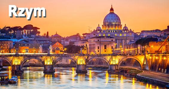 Rzym - wycieczka objazdowa Włochy