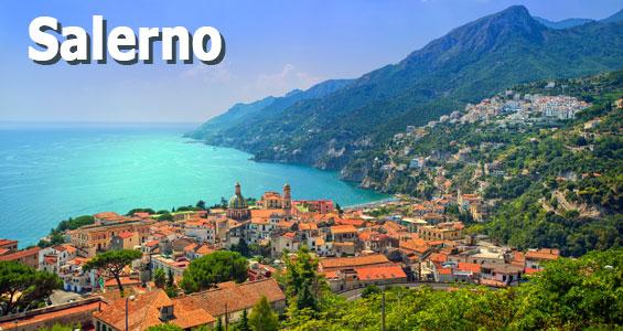 Wycieczka objazdowa - Salerno