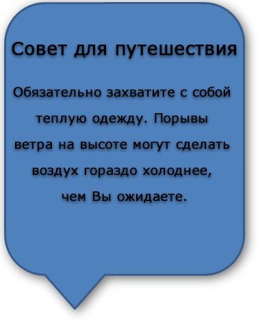 Советы для автопутешествия - Гора Этна