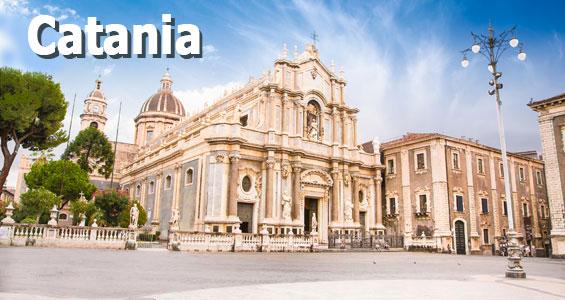 Road Trip Sicilien Catania