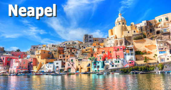 Road Trip Neapel