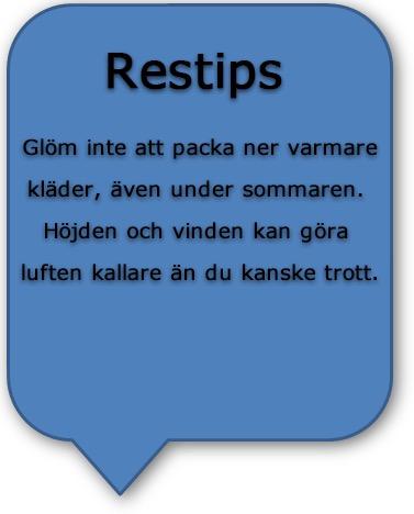 Restips - Etna