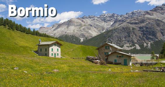 Italia Road Trip planlegger Bormio