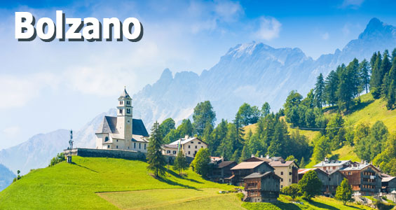Italia Road Trip Bolzano
