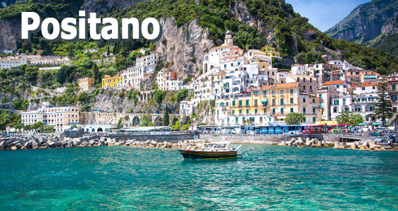 Positano Road Trip Overview