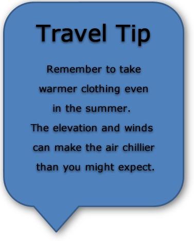 Travel Tips - Mountain Etna