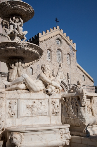 Road Trip Sicily - Orion Fountain