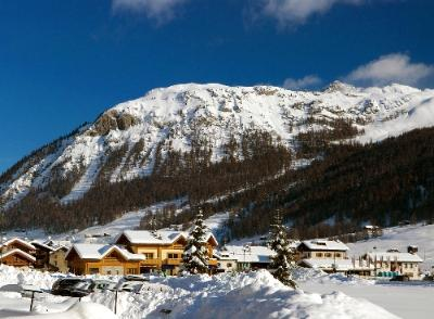 Italy Road Trip Planner Livigno Hotels