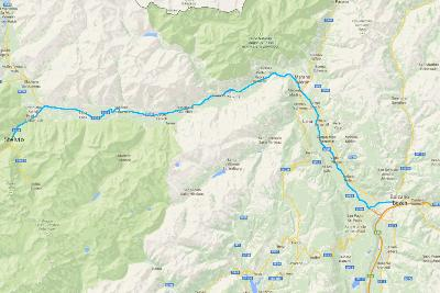 Road Trip por Tirol do Sul - De Bolzano a Passo do Stelvio