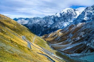 Road Trip Sud Tirolo - Tornanti del Passo dello Stelvio
