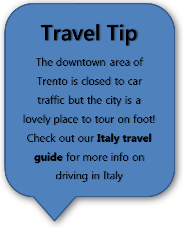 Veneto Road Trip Overview Trento Travel Tips