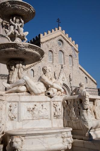 Road Trip Sicilien - Orion Springvandet