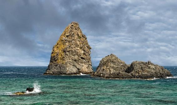 Road Trip Sicilien - Kyklopkysten