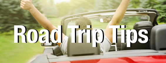 Dicas para Road Trips
