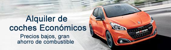 Alquiler de coches Económicos