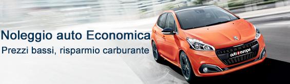 Noleggio auto Economica in Europa
