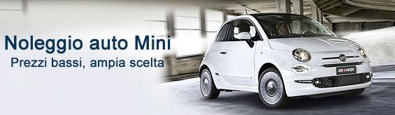 Autonoleggio Mini