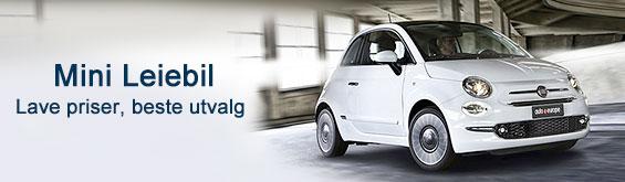Leie Mini med Auto Europe