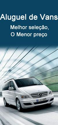 Aluguel de Van Auto Europe