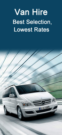 Hire a Van with Auto Europe