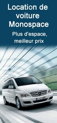 Louer un monospace chez Auto Europe