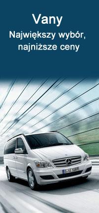 Wypożyczalnia vanów Auto Europe