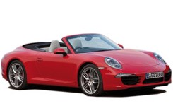 Convertible Category Hire from Auto Europe