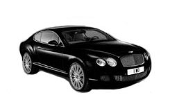 Bentley Continental gtc leie Auto Europe