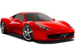 Réserver Ferrari 458 Italia