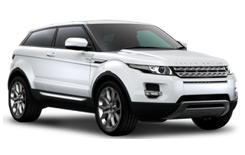 SUV Category Hire from Auto Europe