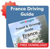 Travel & Driving Guide: France