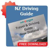 Travel & Driving Guide: New Zealand
