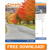 Travel & Driving Guide: Canada