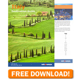 Travel & Driving Guide: Italy