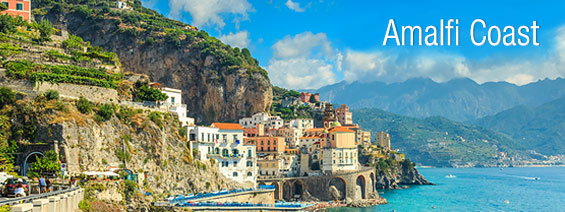Amalfi Coast Road Trip in Italy