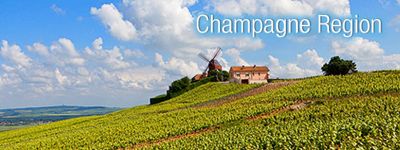 Champagne Road Trip - Picardy to Chaumont