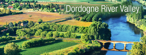 Dordogne River Valley Road Trip - Clermont Ferrand to Bordeaux